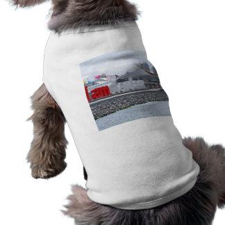 I am Amsterdam Sign, Netherlands Sleeveless Dog Shirt