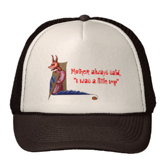I am an Imp Mesh Hats