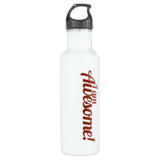 I am Awesome 710 Ml Water Bottle