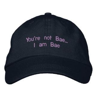 I am Bae Adjustable Hat