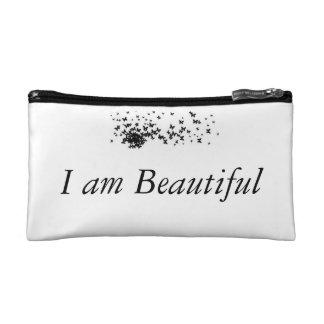 I Am Beautiful Cosmetic Bag