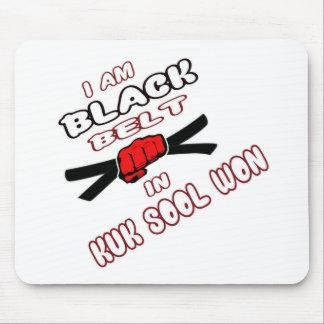 I am Black belt in Kuk Sool Won. Mousepads