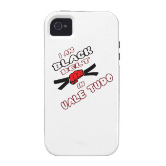 I am Black belt in Vale Tudo. iPhone 4/4S Covers
