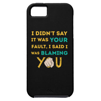 I am blaming you iPhone 5/5S cover