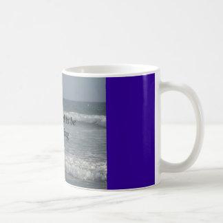 I Am Blessed_ Mug_by Elenne Boothe Basic White Mug