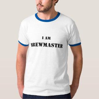 I AM BREWMASTER T-Shirt