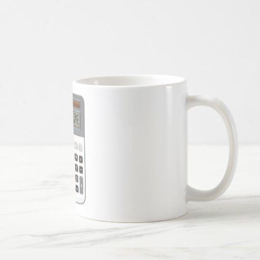 I am broke coffee mug