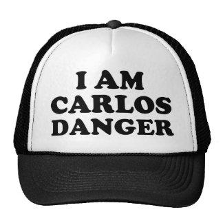 I Am Carlos Danger Cap