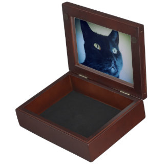 I Am Cat Keepsake Box