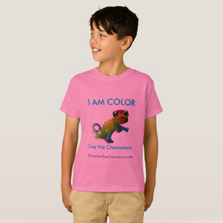I AM COLOR tshirt