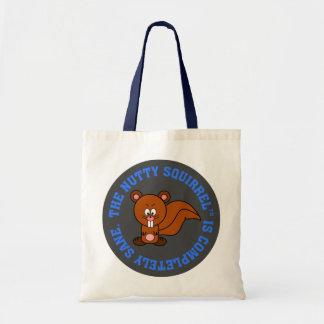 I am completely sane2 budget tote bag