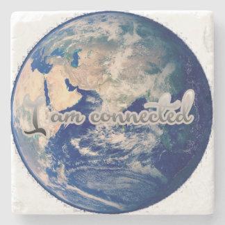 I am connected earth coaster