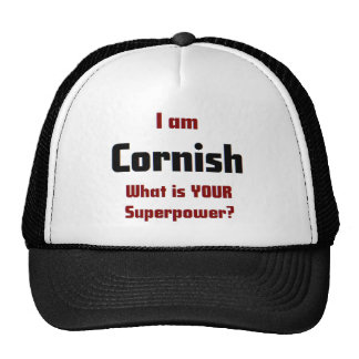 I am Cornish Cap
