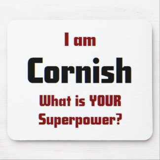 I am Cornish Mouse Mat
