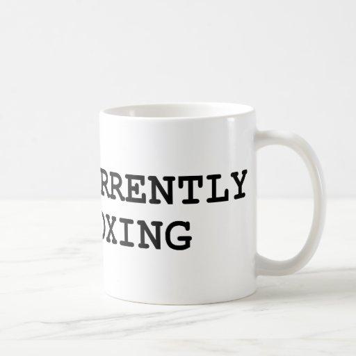 I Am Currently Re-Toxing Coffee Mug