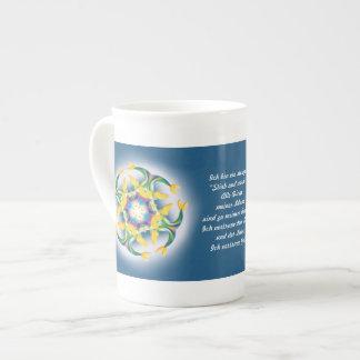 """""""I am"""" Easter Tea Cup"""