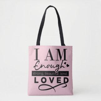 I Am Enough Bag