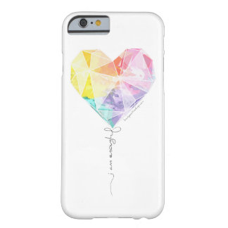I Am Enough - iPhone 6/6s, Barely There Case Barely There iPhone 6 Case