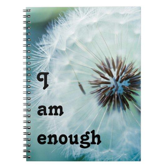 i am enough journal