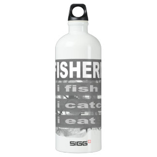 I am Fisherman SIGG Traveller 1.0L Water Bottle
