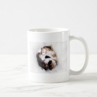 I am fofo basic white mug