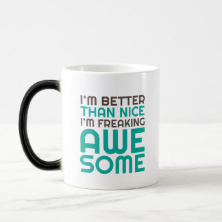 I am Freaking Awesome Funny Mug
