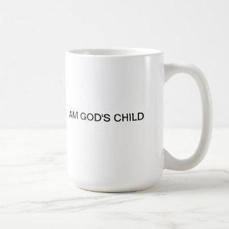 I AM GOD S CHILD MUG