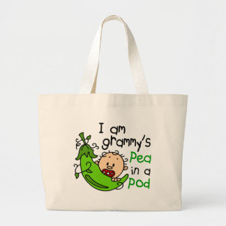 I am Grammy s Pea In A Pod Bag
