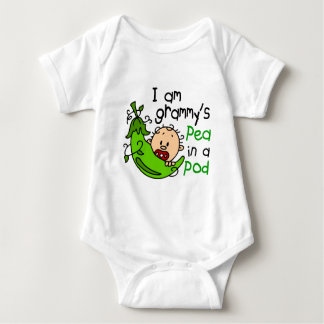 I am Grammy's Pea In A Pod Infant Creeper