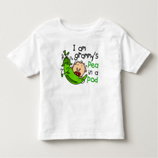 I am Grammy's Pea In A Pod T-shirts