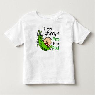 I am Grammy's Pea In A Pod Tshirts