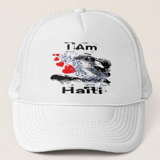 I Am Haiti Hat
