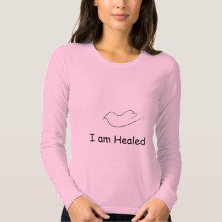 I am Healed Long Sleeve T-shirt