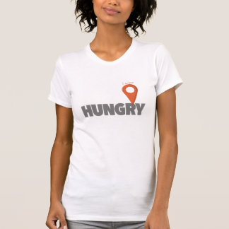 I Am Here - Hungry T-Shirt