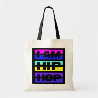 I Am Hip Hop bag - choose style