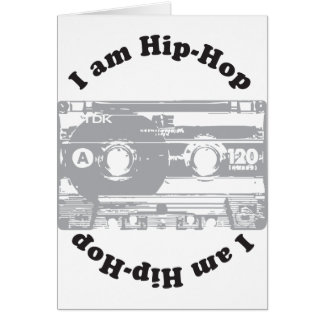 I Am Hip-Hop Cards
