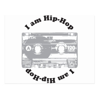I Am Hip-Hop Post Cards