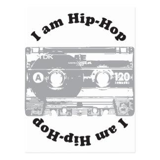 I Am Hip-Hop Postcards