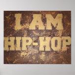 I am Hip Hop Poster