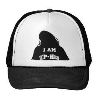 I AM HIPHOP TRUCKER HATS
