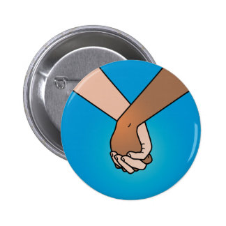 I Am Holding Your Hand (v.2) by Kate Leth 6 Cm Round Badge