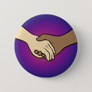 I Am Holding Your Hand (v.2) by @PrincessKatye 6 Cm Round Badge