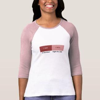 I Am I Will - Survivor T Shirts