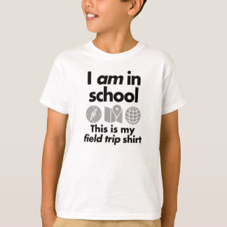 I AM in School T-Shirt