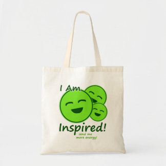 I Am Inspired Games Tote Bag