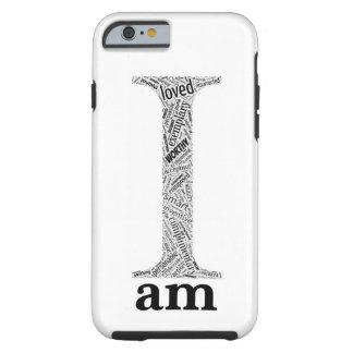 I am iPhone 6/6s tough phone case