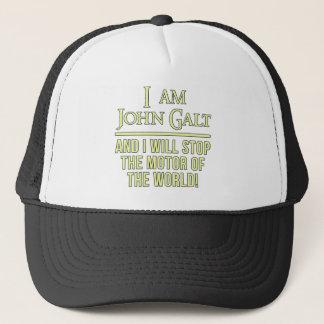 I Am John Galt Trucker Hat