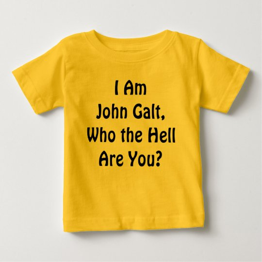 I Am John Galt, Who the Hell Are