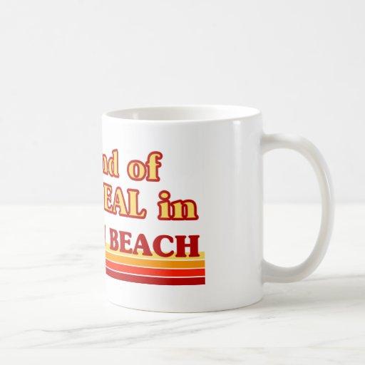 I am kind of a BIG DEAL in Boynton Beach Basic White Mug