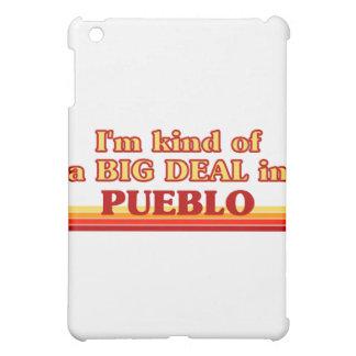 I am kind of a BIG DEAL in Pueblo iPad Mini Cover